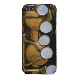Couverture de saxophone pour l'iPhone Étui iPhone 5