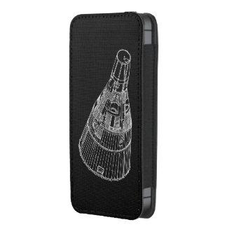 Couverture de smartphone de diagramme de capsule d