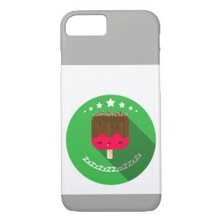 Couverture de téléphone avec le caractère adorable coque iPhone 7