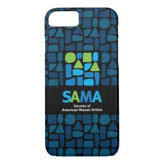 Couverture de téléphone de SAMA - art de mosaïque Coque iPhone 8/7