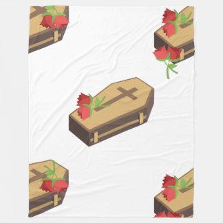 couverture d'emojis de cercueil