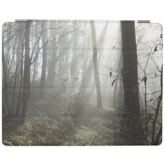 Couverture d'iPad de brume de matin de région Protection iPad