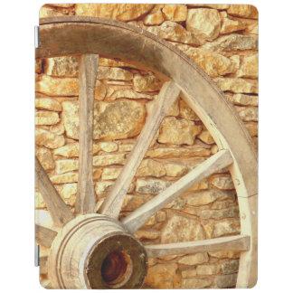 Couverture d'iPad de roue de chariot Protection iPad
