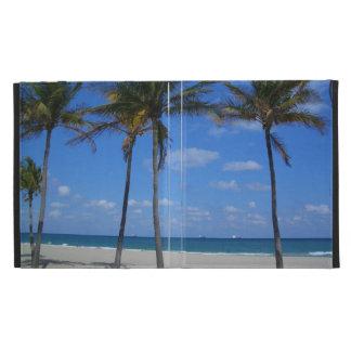 couverture d'iPad - thème tropical - plage - océan Coques iPad