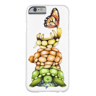 Couverture d'Iphone 6/6s, couverture mignonne de Coque iPhone 6 Barely There