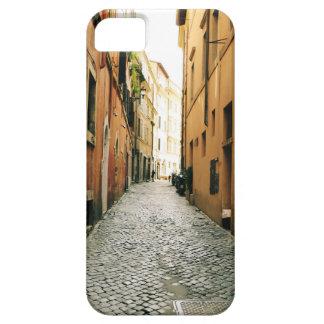 couverture d'iPhone : Vue pavée en cailloutis de Coques Case-Mate iPhone 5