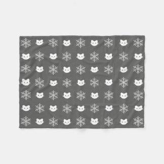Couverture d'ouatine de polyester de flocon de