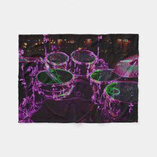 Couverture d'ouatine de tambours