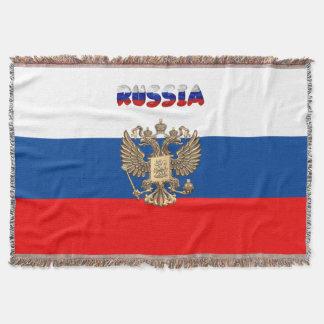 Couverture Drapeau russe