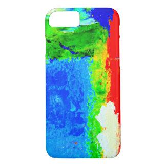Couverture du téléphone de l'artiste coque iPhone 7