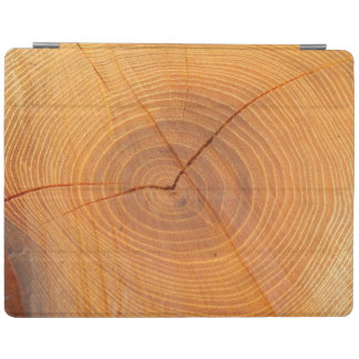 Couverture en coupe d'iPad d'arbre d'acacia Protection iPad