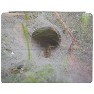 Couverture européenne d'iPad de Web spider Protection iPad