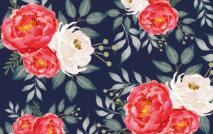 Couvertures Pivoines De Rose Rose Zazzle Fr