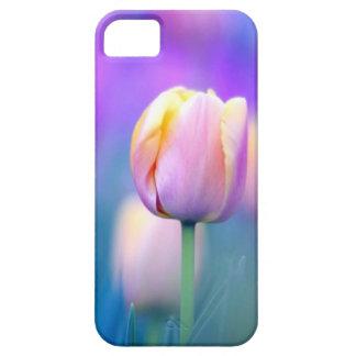 Couverture florale de l'iPhone 5 de tulipe Coques iPhone 5