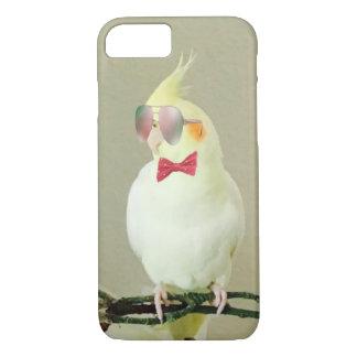 Couverture fraîche de téléphone d'oiseau coque iPhone 7
