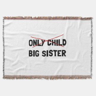 Couverture Grande soeur d'enfant unique