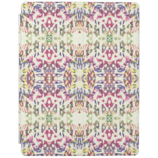 Couverture intelligente d'iPad de motif d'art Protection iPad