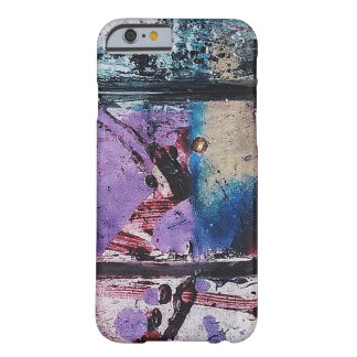 COUVERTURE IPHONE 6/6S WALL PAINT DESIGN COQUE iPhone 6 BARELY THERE