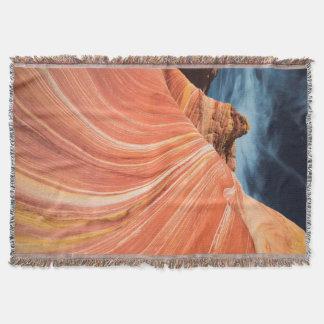 Couverture La vague, falaises vermillonnes, Arizona