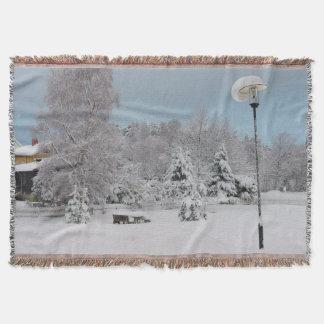 Couverture Le pays des merveilles d'hiver