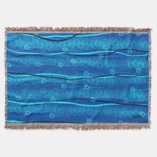 Couverture L'eau bleue