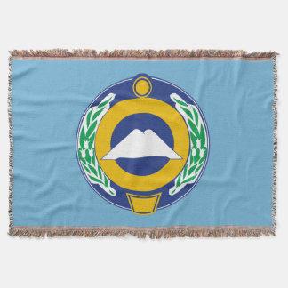 Couverture Manteau des bras de Karachay-Cherkessia