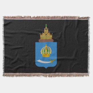 Couverture Manteau des bras de l'oblast de l'Astrakan