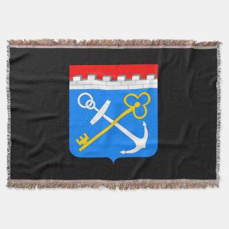 Couverture Manteau des bras de l'oblast de Léningrad