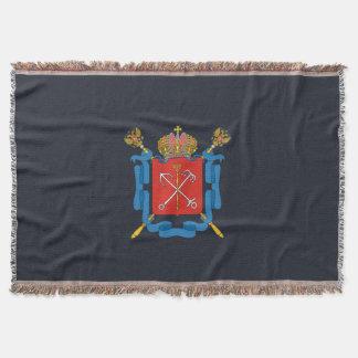 Couverture Manteau des bras du St Petersbourg