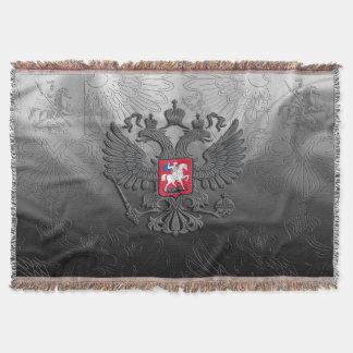 Couverture Manteau des bras russe