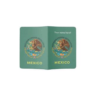Couverture México Cubierta Pasaporte de passeport Protège-passeport