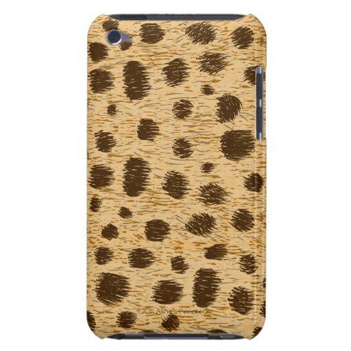 Couverture ou peau de cas de poster de animal de m coque iPod touch Case-Mate
