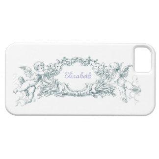 Couverture personnalisable d'iPhone d'ange classiq Coques Case-Mate iPhone 5