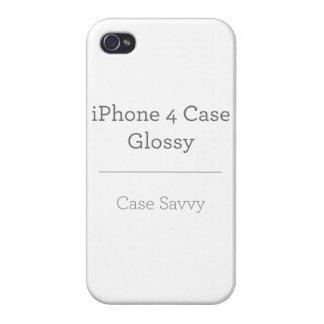 Couverture personnalisée Coque-Intuitive de l'iPho Étuis iPhone 4