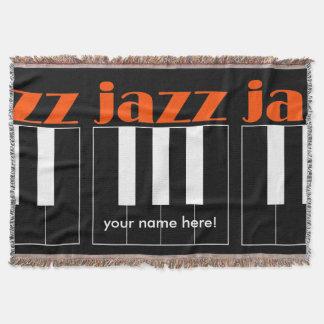 Couverture piano de jazz
