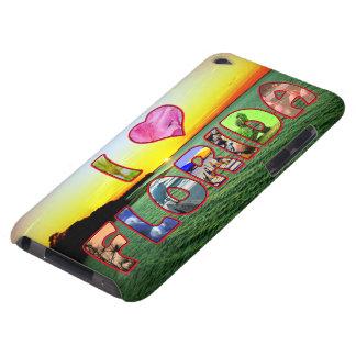 Couverture pittoresque et colorée de la Floride de Coques iPod Case-Mate