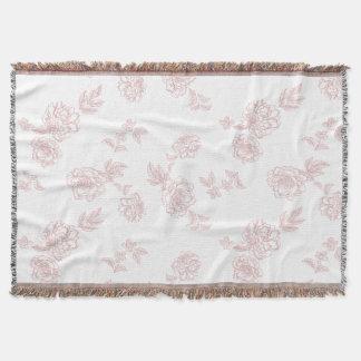 Couverture Pivoine rose