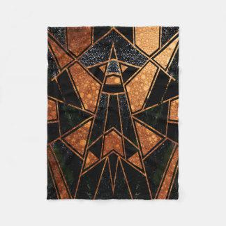 Couverture Polaire #856 géométrique