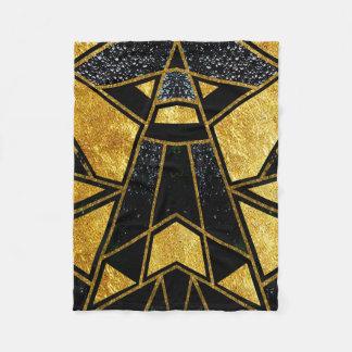 Couverture Polaire #929 géométrique