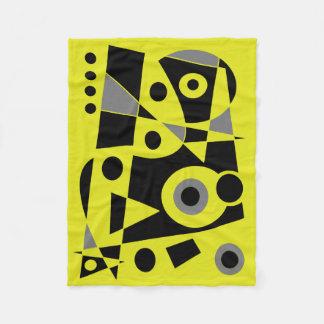 Couverture Polaire #972 abstrait