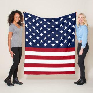 Couverture Polaire Américain