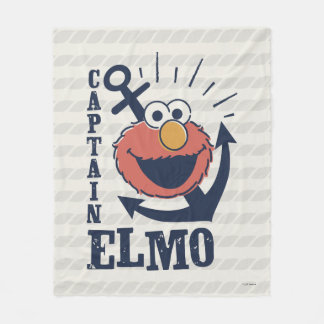Couverture Polaire Capitaine Elmo