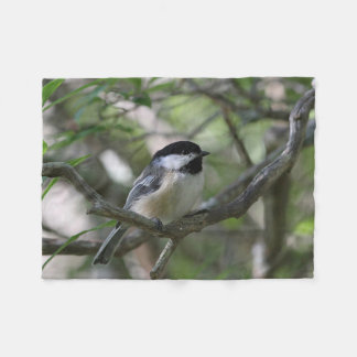Couverture Polaire Chickadee