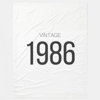 Couverture Polaire Cru 1986