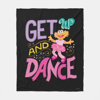 Couverture Polaire Danse Zoe