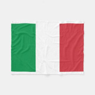 Couverture Polaire Drapeau national du monde de l'Italie