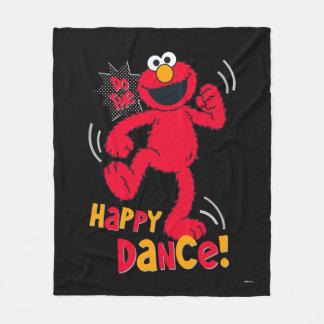Couverture Polaire Elmo | font la danse heureuse