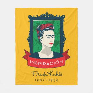 Couverture Polaire Frida Kahlo | Inspiración