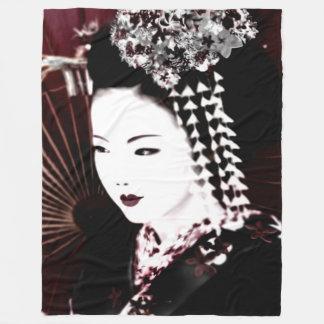 Couverture Polaire Geisha