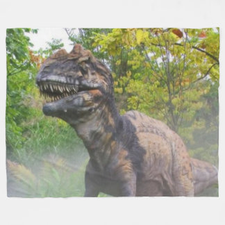 COUVERTURE POLAIRE GRAND T-REX